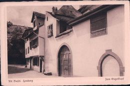 Alt Basel, Zeuberg, Phot. Hoffmann (9231) - BS Bâle-Ville