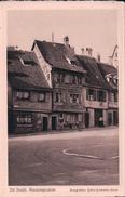 Alt Basel, Spalengraben, Phot. Hoffmann (9221) - BS Bâle-Ville