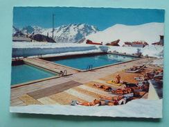V02-38-A-departement-38-isere-alpe D'huez--la Piscine--1967 - Otros Municipios