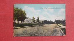 Highland Avenue  Middletown   New York >  >  Ref-2614 - NY - New York