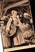 Tableau 397 P Pascal, Marchandes De Pommes - Pittura & Quadri