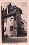 Alt Basel, Madelberg, Phot. Hoffmann (9229) - BS Bâle-Ville