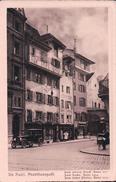 Alt Basel, Stadthausgasse, Phot. Hoffmann (9222) - BS Bâle-Ville