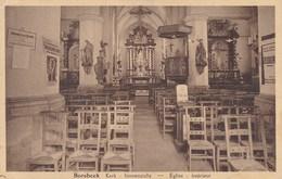 Borsbeek, Kerk, Binnenzicht (pk36850) - Borsbeek