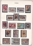 Russie  - Collection Vendue Page Par Page - Timbres Oblitérés / Neufs *(avec Charnière) -Qualité B/TB - 1923-1991 URSS