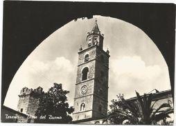 Y3979 Teramo - La Torre Del Duomo - Campanile / Viaggiata 1957 - Teramo