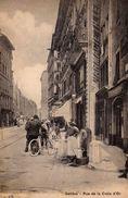 Rue De La Croix D'Or.(Petit Décollement Latéral) - GE Genève