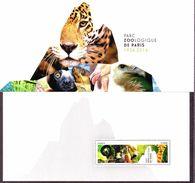 FRANCE 2014 - Bloc Souvenir Parc Zoologique De Paris - Neuf ** - Souvenir Blokken