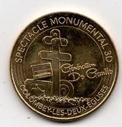 Colombey Les Deux Eglises - 52 : Spectacle Monumental Génération De Gaulle (Monnaie De Paris, 2016) - Monnaie De Paris