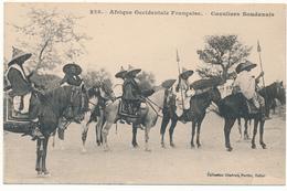 AFRIQUE OCCIDENTALE, FORTIER - Cavaliers Soudanais - Mali