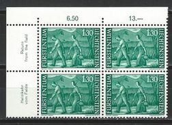 SBK 337, Mi 428 Viererblock ** - Unused Stamps
