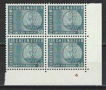 SBK 355, Mi 419 Viererblock ** - Unused Stamps