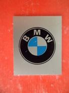 Plaque Serigraphiée Auto Voiture Automobile BMW - Advertising (Porcelain) Signs