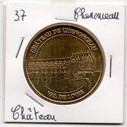 Chenonceau - 37 : Le Château (Monnaie De Paris, 2014) - Monnaie De Paris