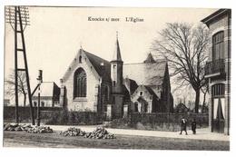 BELGIQUE - KNOCKE SUR MER L'Eglise - Knokke