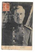 (15207-00) La Guerre De 1914 - Le Roi Albert Ier - War 1914-18