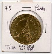Paris - 75 : Tour Eiffel (France Médailles) - Touristiques