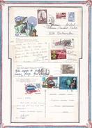 Russie  - Collection Vendue Page Par Page - Timbres Oblitérés / Neufs *(avec Charnière) -Qualité B/TB - Lettres & Documents