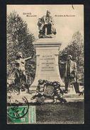 ) OUDE POSTKAART GAND MONUMENT Du COMPTE De  KERCHOVE 1913 - Gent