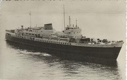 "Ferry.     "" Köningin Emma""     Netherlands .   S-3595 - Ferries"