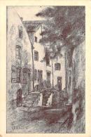 Luxembourg - Rue De La Congrégation, Vieux Luxembourg (Eberhard) - Luxembourg - Ville