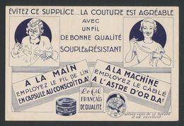 Buvard - LE FIL FRANCAIS - Blotters