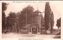 95GAL- Restaurant Du MOULIN De La GALETTE - Forêt De Sénart - Zonder Classificatie