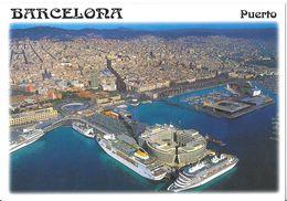 BARCELONA - Puerto - Port - Barcelona