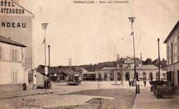 Gare Des Chantiers.(1902) - Versailles
