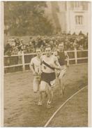Photo De Presse 1931 - Prix Jean Bouin - En Tête, Kusocinski, Vainqueur De L'Epreuve - Sports