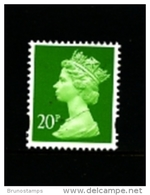 GREAT BRITAIN - 1996  MACHIN  20p.  RB  MINT NH  SG Y1686 - Machins