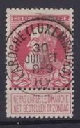 N° 74 LAROCHE LUXEMBOURG  COBA +4.00 - 1905 Grosse Barbe