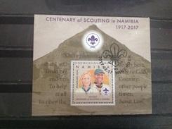 Namibië / Namibia - Sheet Scouting 2017 - Namibië (1990- ...)