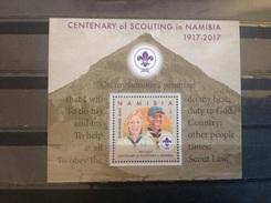 Namibië / Namibia - Postfris / MNH - Sheet Scouting 2017 - Namibië (1990- ...)
