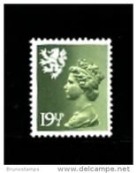 GREAT BRITAIN - 1982  SCOTLAND  19 1/2 P. MINT NH  SG  S45 - Regionali