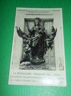 Cartolina Santuario Di Ozegna Canavese - Madonna Del Bosco 1925 Ca - Unclassified