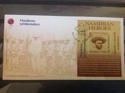 Namibië / Namibia - Postfris / MNH - FDC Helden Van Namibië 2017 - Namibië (1990- ...)