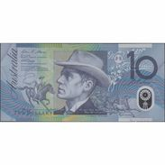 TWN - AUSTRALIA 58e - 10 Dollars 2008 Polymer - Prefix BB - Signatures: Stevens & Henry UNC - Australia