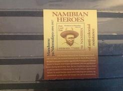 Namibië / Namibia - Postfris / MNH - Sheet Helden Van Namibië 2017 - Namibië (1990- ...)