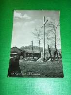 Cartolina San Girolamo - Il Crocione 1952 - Bergamo