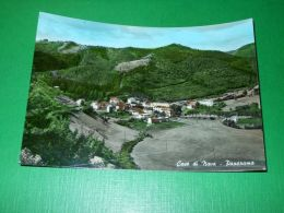 Cartolina Case Di Nava - Panorama 1958 - Imperia