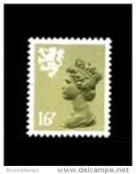 GREAT BRITAIN - 1983  SCOTLAND  16 P.  MINT NH  SG  S42 - Regionali