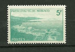 """MONACO   1948/49      N°310A     """"  Vue De La Pricipauté ( Vue Générale ) """"    NEUF - Neufs"""