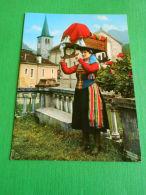 Cartolina Valsesia - Costume Di Fobello E Cervatto - Un Battesimo 1963 - Vercelli