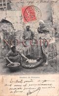 Egypte Egypt - Vendeur De Poissons - Otros
