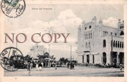Egypte Egypt - Heliopolis - Avenue Des Pyramides - Egypte
