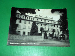 Cartolina Domodossola - Collegio Maschile Rosmini 1953 - Verbania