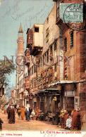 Egypte Egypt - Le Caire Cairo - Rue Au Quartier Arabe - El Cairo