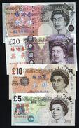 Lot De Billets Factices En Livre Sterling (lot N°594) - [ 8] Fakes & Specimens