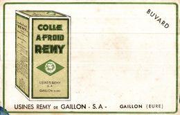 COLLE A FROID REMY - Buvards, Protège-cahiers Illustrés
